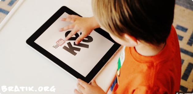 You Tube для детей