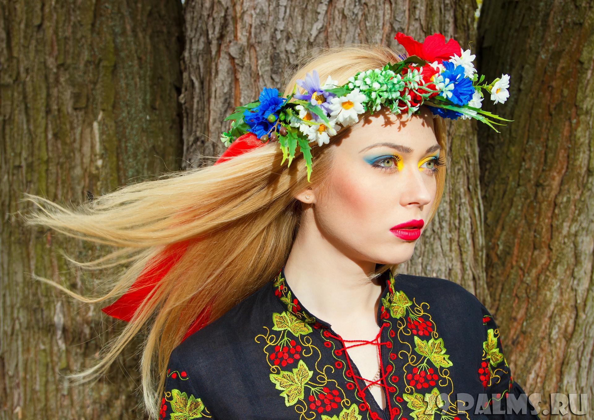 Украинские дивчины фото 10 фотография