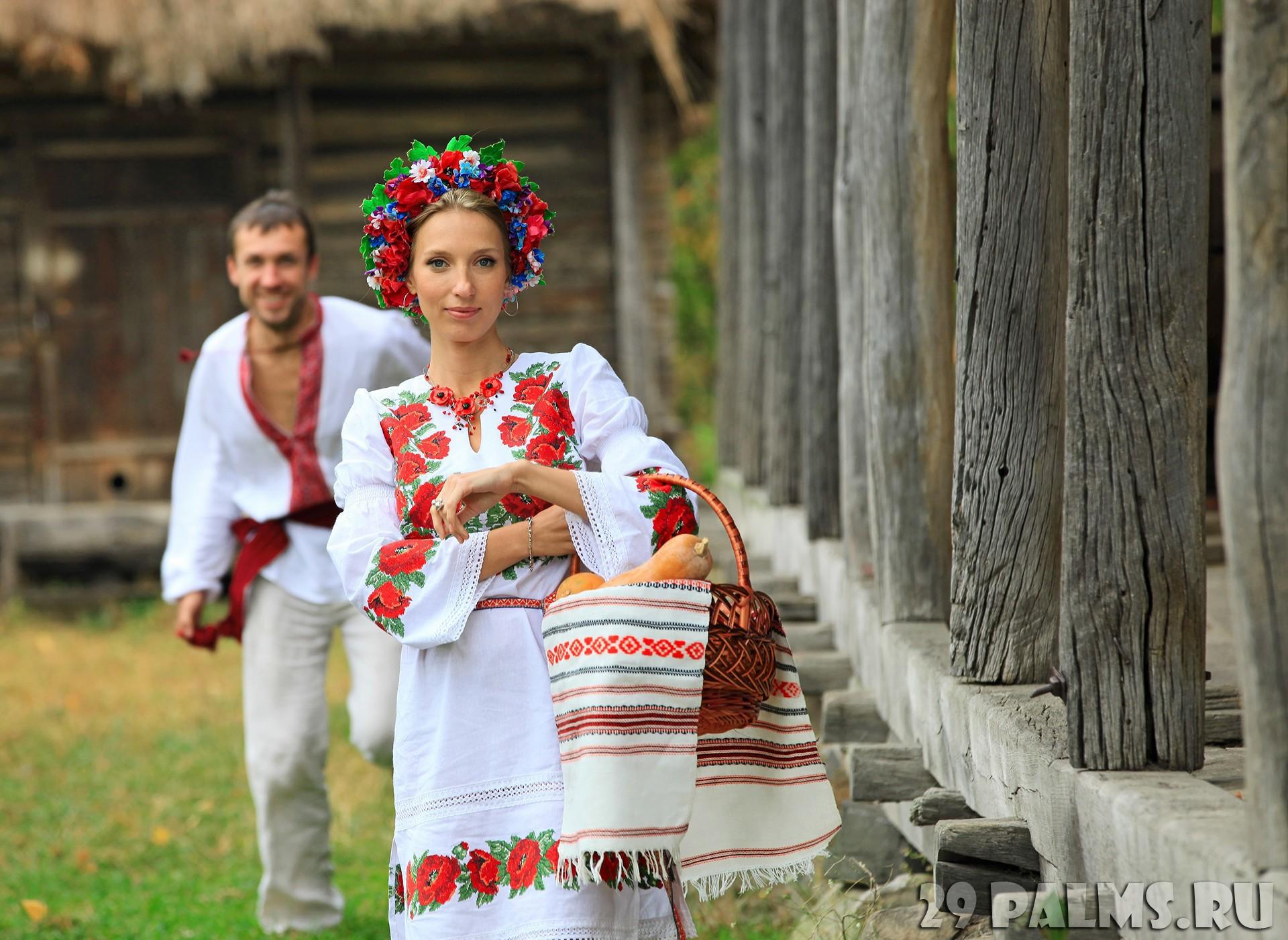 Украинские дивчины фото 20 фотография