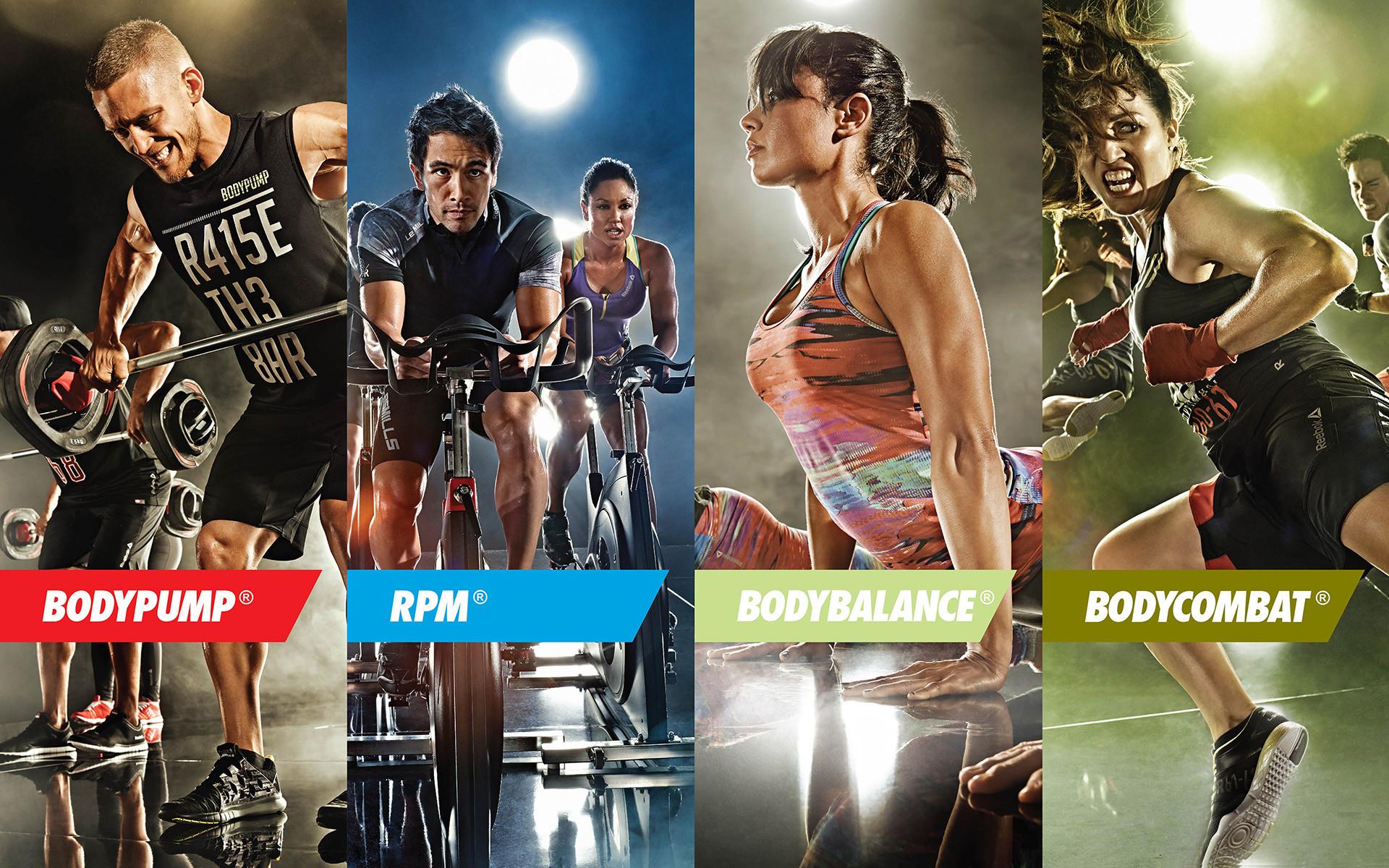 Новая фитнес-мода: тренировки Les Mills