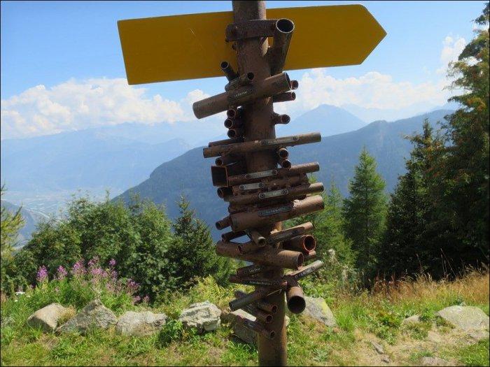 Искатель гор в Швейцарии