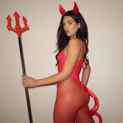 Самые сексуальные костюмы этого Хэллоуина